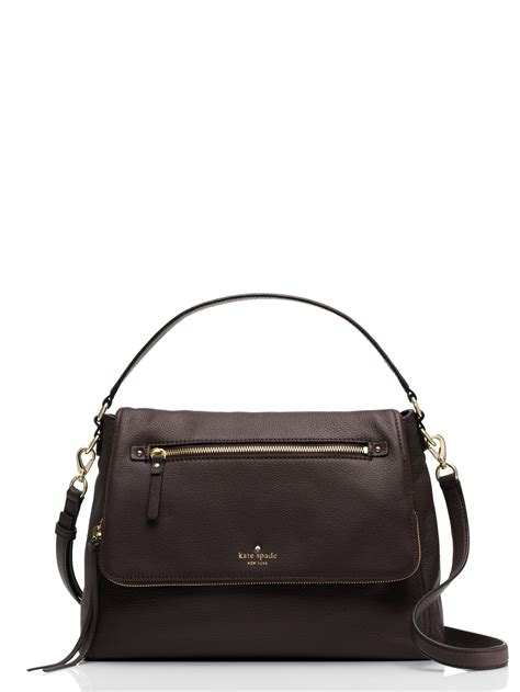 Kate Spade Cobble Hill kate spade new york cobble hill toddy in brown lyst
