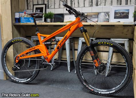 orangel 2016 2017 capricornio hot or not orange alpine 6 2017 mtb check