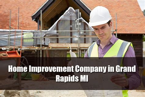 home improvement company in grand rapids mi