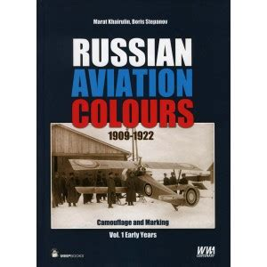libro russian aviation colours 1909 1922 russian aviation colours 1909 1922 alca 241 iz fresnos s a