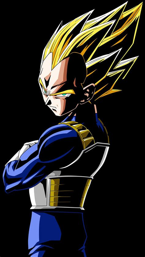 dragon ball z vegeta wallpaper vegeta phone wallpaper 61 images