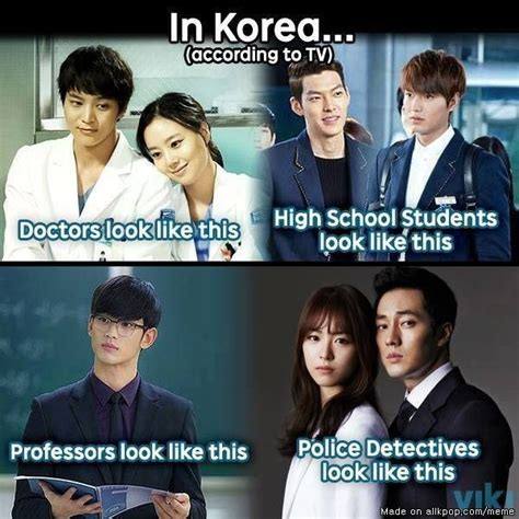Korean Plastic Surgery Meme - only in korea allkpop meme center drama mania