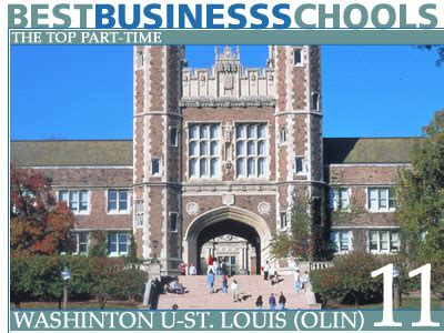 Fordham Mba Part Time Tuition by The Top Part Time Business Schools