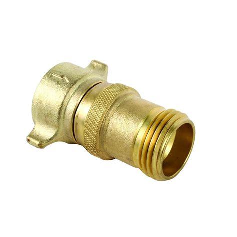 water pressure regulator camco brass water pressure regulator 40055 the home depot