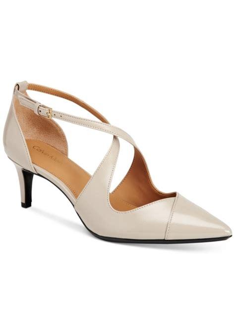 Calvin Klein Shoes calvin klein calvin klein pamette crisscross pumps s