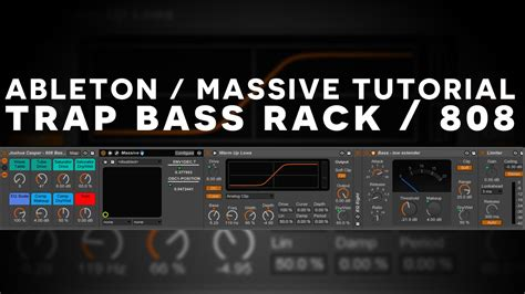 youtube tutorial bass massive tutorial super best 808 trap bass youtube