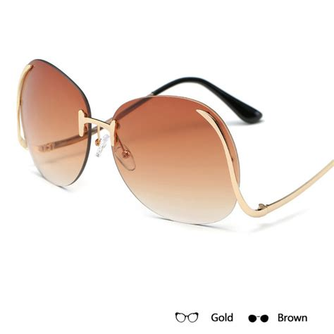 Kacamata Wanita Hafana Set 2 kacamata wanita gradient anti uv golden jakartanotebook