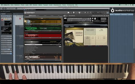 tutorial c library dvd lernkurs orchestral library toolbox tutorial video