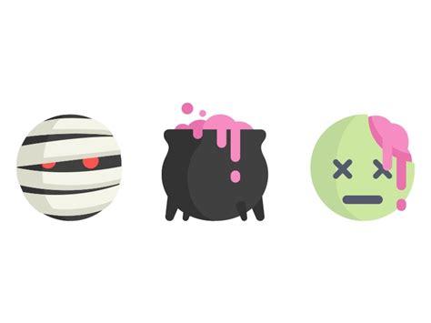 emoji halloween halloween emoji no 1 by aleksandar savic dribbble