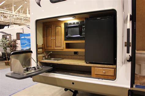 Kitchen Cabinet Pull Out Storage Gr8lakescamper 2012 Ohio Rv Supershow Outdoor Kitchens