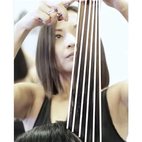 vertical layers on long hair long layers a new approach behindthechair com