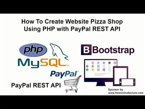 tutorial php rest api 17 best images about web design and programming video