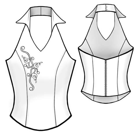 pattern corset download corset sewing pattern 2006 made to measure sewing