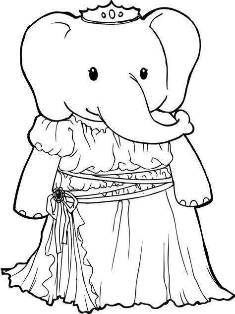 ella elephant coloring pages ella the elephant coloring pages hammerman coloring pages