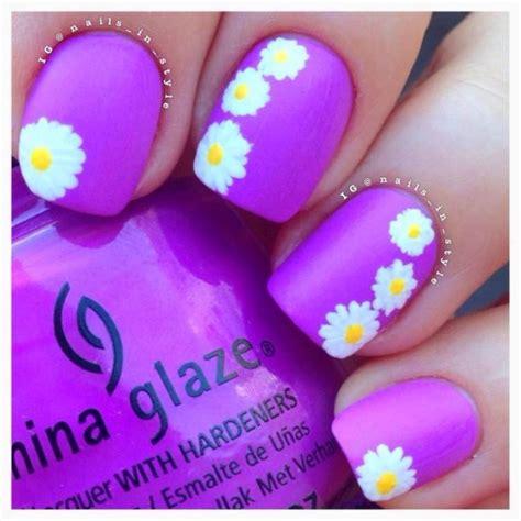 matte purple matte nails nails10