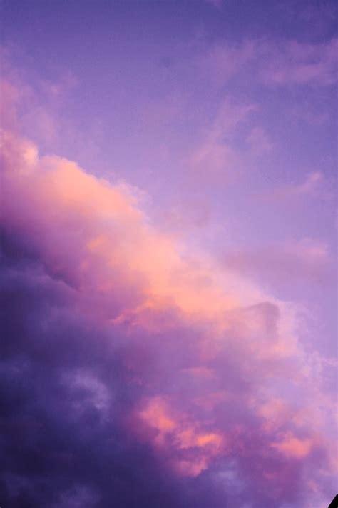 tumblr purple sky lavender aesthetic sky aesthetic