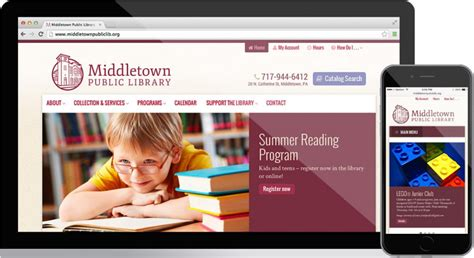 html design library middletown public library greg yoder graphic design