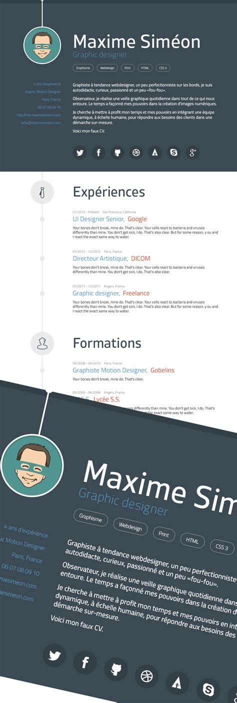 graphic design resume template microsoft word stunning graphic design resume template templates illustrator designer cv psd free word