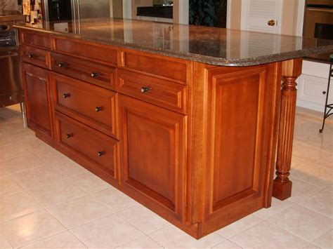 Maple Kitchen Island | handmade custom maple kitchen island by dk kustoms inc custommade com