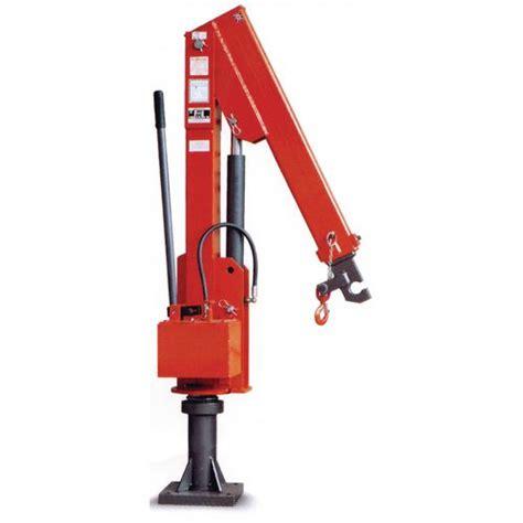 swing jib cranes socket mounted swing jib crane 1000kg capacity cranes