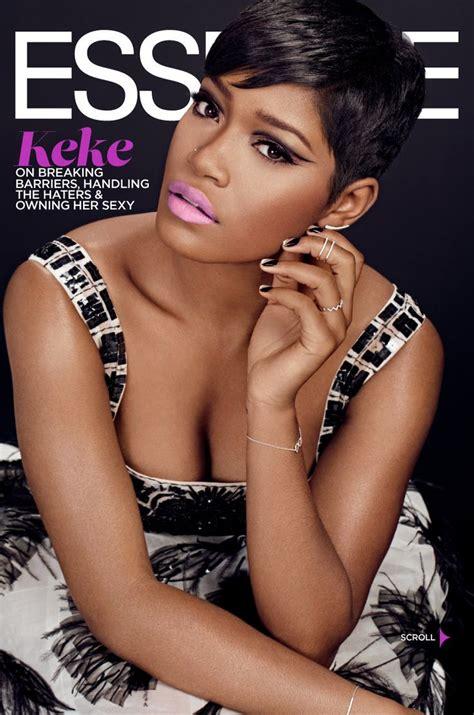 urban haircut mag essence magazine january 2015 actress keke palmer photo