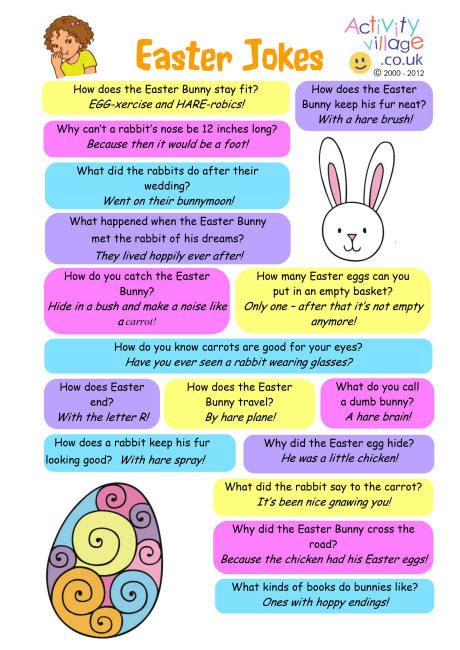 printable jokes for adults pin easter jokes and riddles for adults image search