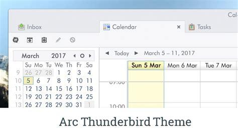 thunderbird themes for windows 10 there s now an arc theme for thunderbird omg ubuntu