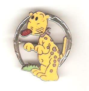 popeye the jeep popeye jeep lucky pin 1930s