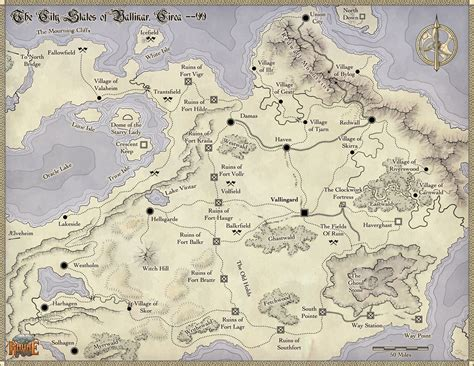 world cities map free cities of vallinor map for rhune of twilight