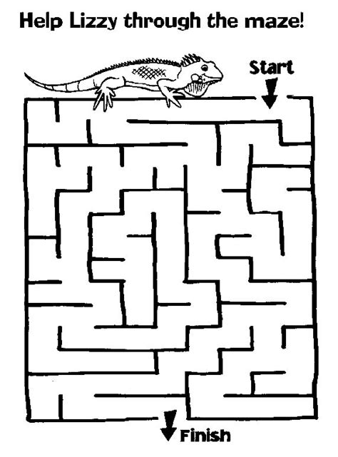 printable mazes for youth maze page print your free maze at allkidsnetwork com