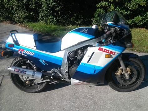 1986 Suzuki Gsxr 1100 For Sale Mile Eater 1986 Suzuki Gsx R1100 For Sale