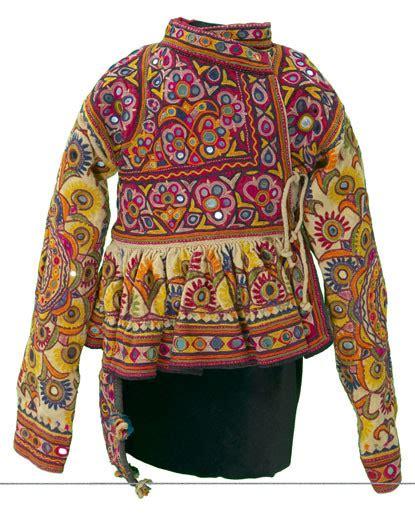 Gujarat Dress traditional dress and jewellery of gujarat depicting the