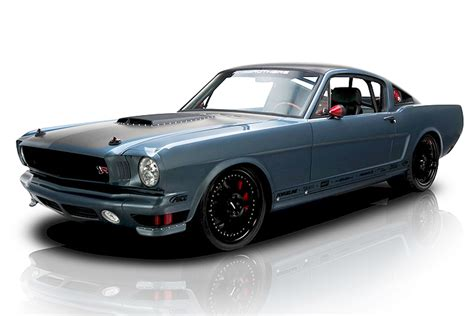 mustang 600 hp the 600 hp ringbrothers quot bailout quot mustang is up for sale
