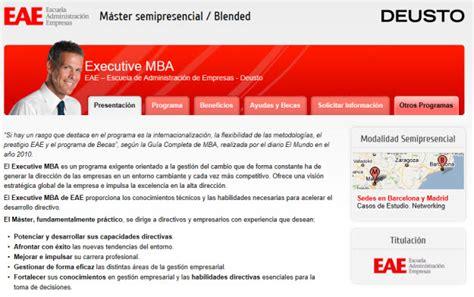 Mba Entra by Hacer Un Mba La Preparaci 243 N Necesaria Para Incorporarse