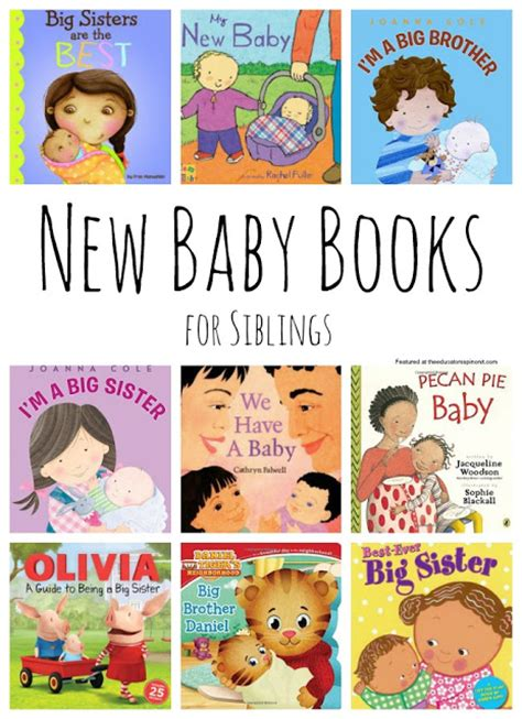 new year big book best new baby books for siblings the educators spin on it