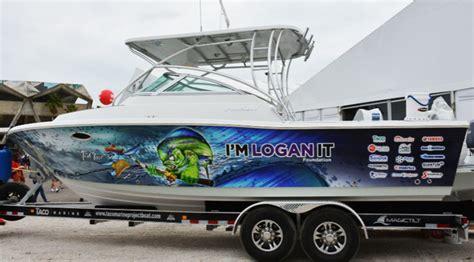fort lauderdale boat show raffle taco marine project boat raffle fundraiser florida sportsman