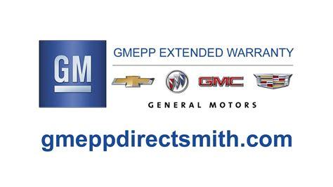 gmepp extended warranty
