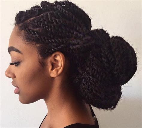 things to do with marley hair marley twists the 14 looks that ll convince you to try it now