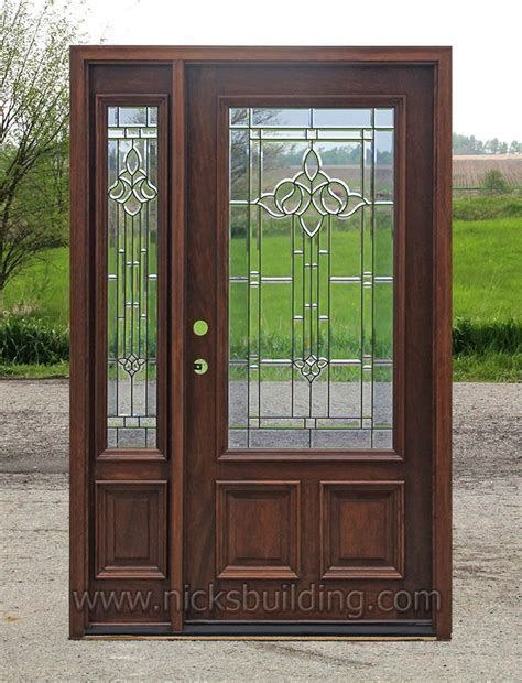 Front Door With One Sidelight 17 Best Images About Entrance Door On Front Doors Entrance And Entrance Doors