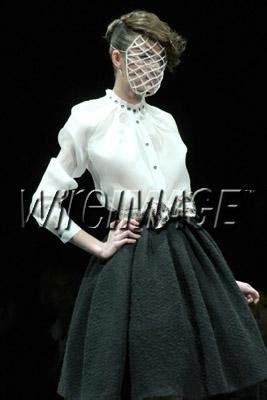 She Said It Haute Gossip 9 by Haute Gossip Fashion Week Autumn Winter 2006