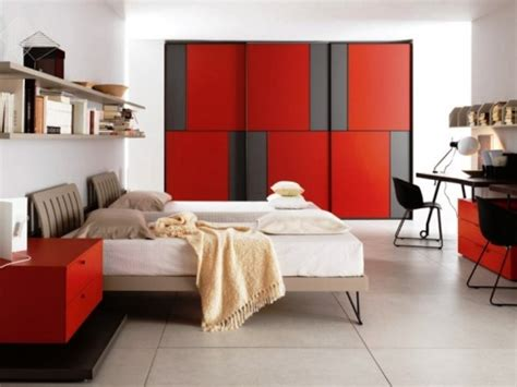 red and black teenage bedroom awesome impressive red and black teen s room design bookmark 15223