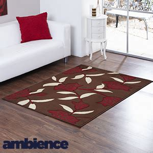 home bargains rugs buy rapello rug chocolate flowers at home bargains