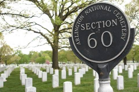 arlington national cemetery section 60 visiting the saddest acre in america abc news