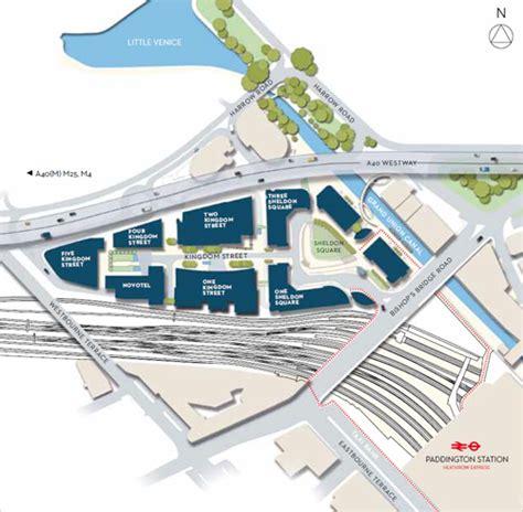 design management regents british land invests 163 470 million in paddington central
