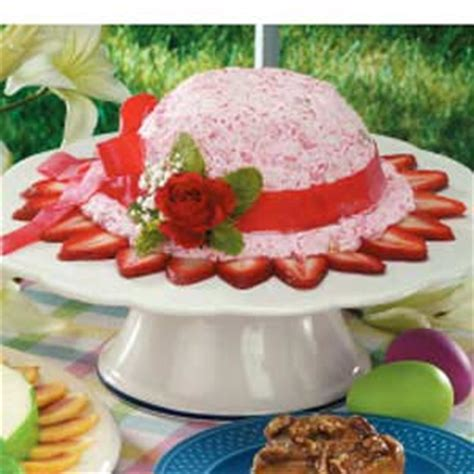 Speedy Jelly Flower pink bonnet gelatin recipe taste of home