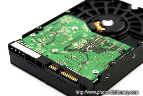 Drive Meaning | hard drive case photo picture definition at photo
