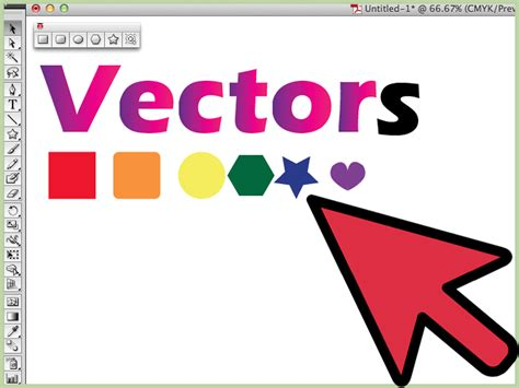 How To Create A Vector Image In Illustrator