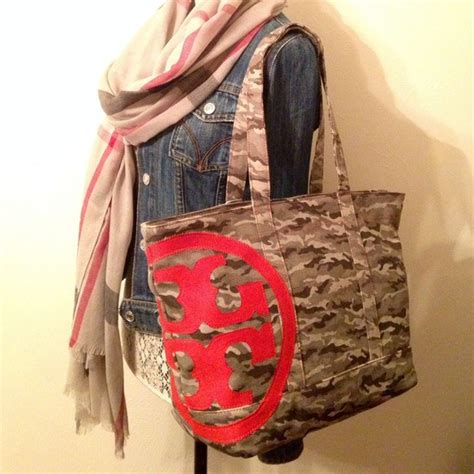 Burch Tote Vs Steve Madden Bag by Burch Burch Camouflage Tote Bag Hold For