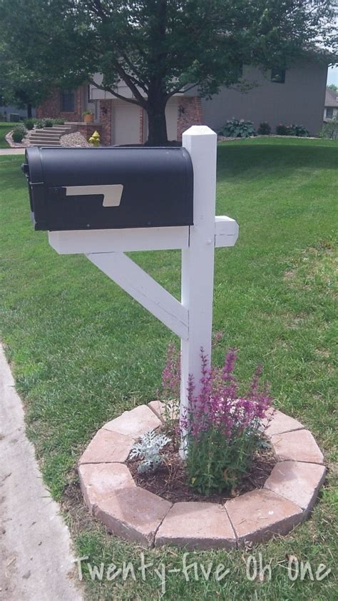 curb appeal mailbox 15 mailbox makeovers for instant curb appeal the most