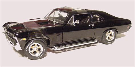 1969 Chevrolet Camaro Tuxedo Black Ertl 1 18 Evergreen Toys 1 Of 2200 1969 chevrolet baldwin motion 427 details diecast
